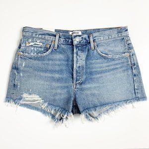 AGOLDE Parker Vintage Jean Short Rock Steady 30